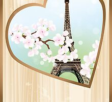 Paris mon amour - Paris my love by schtroumpf2510