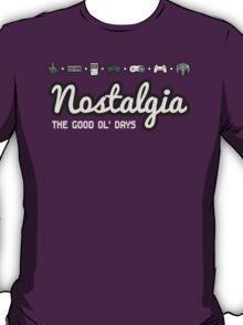 Nostalgia - The Good Ol' Days T-Shirt