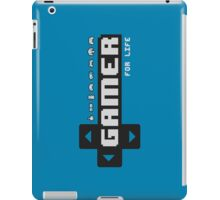 Gamer For Life! iPad Case/Skin