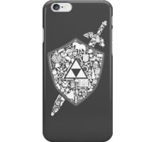 The Legend Continues iPhone Case/Skin