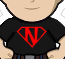 Super Ness Sticker