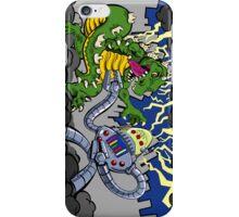 Battle of Monstrosity iPhone Case/Skin