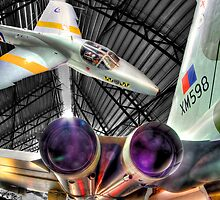 The Cold War - Cosford - HDR by Colin J Williams Photography