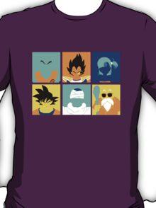 Dragon Ball Z pop art T-Shirt