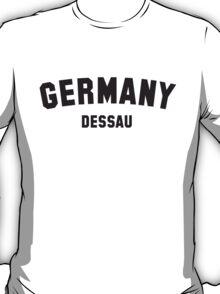 GERMANY DESSAU T-Shirt