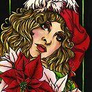 Poinsettia by Lynette K.