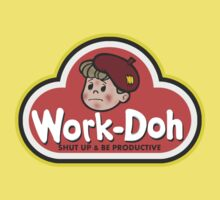 Work-Doh by JadBean