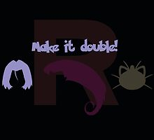 Make it Double! by Andrew Kinsey