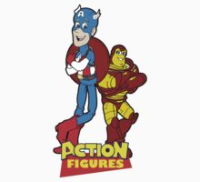 Action Figures by TopNotchy