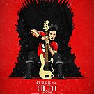 Ours is The Filth and The Fury by butcherbilly