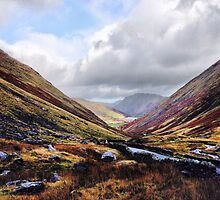 Kirkstone Pass by jeremyab