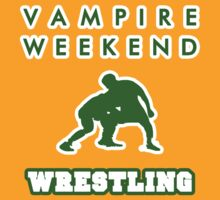 Vampire Weekend Wrestling  by exeters