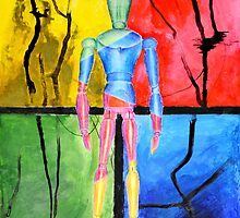 4 Seasons Abstract Manikin by sgrixti