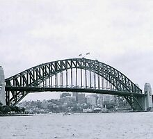 Sydney Harbour Bridge by SolemnlyTopaz
