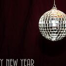 Glass Ball - Happy New Year by ACImaging