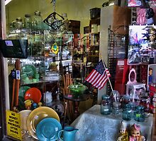 Antique Storefront by vigor