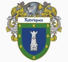 Rodriques Coat of Arms/Family Crest by William Martin