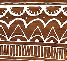 Aztec no. 3 by Casey O'Brien