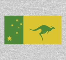Australia Flag Proposal 1 by cadellin