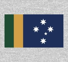 Australia Flag Proposal 4 by cadellin
