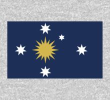 Australia Flag Proposal 20 by cadellin