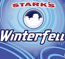 Stark's Winterfell Gum by Surpryse