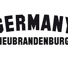 GERMANY NEUBRANDENBURG by eyesblau