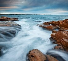 Port Elliot by Darryl Leach