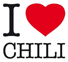 I ♥ CHILI by eyesblau
