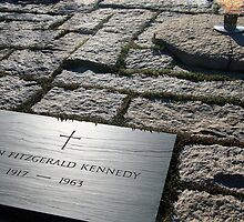 Rest In Peace Mr. President – Remembering John F. Kennedy by Cora Wandel