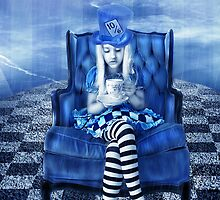 Alice In Wonderland by Amanda Ryan