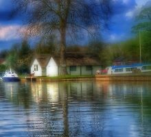 Boat Homes by jeremyab