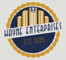 Wayne Enterprise Vintage by Faster117
