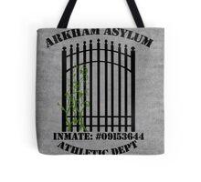 Arkham Asylum, Inmate: Poison Ivy  Tote Bag