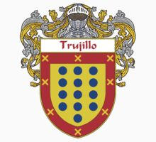 Trujillo Coat of Arms/Family Crest by William Martin