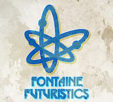 Fontaine Futuristics Clean - (iPhone) by Adam Angold