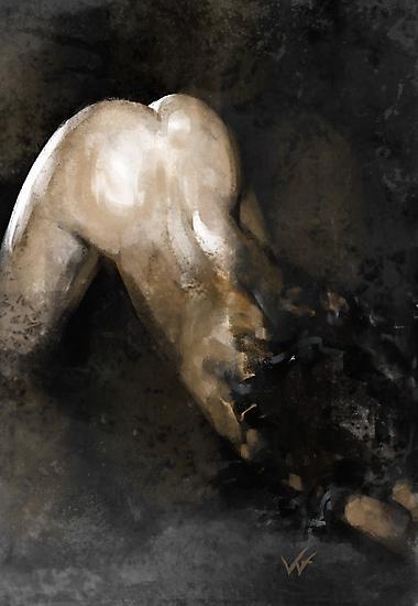 Lust III by Vaggelis Ntousakis
