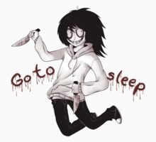 Jeff the Killer by FelixxGhost