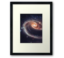 Spiral Galaxy | The Universe by Sir Douglas Fresh Framed Print