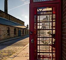 Phone box by jasminewang