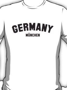 GERMANY MÜNCHEN T-Shirt
