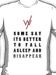Sleeping with Sirens Sattelites  T-Shirt