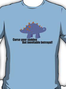 Curse your sudden but inevitable betrayal! - Firefly T-Shirt