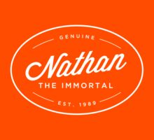 Mistfits Nathan the Immortal by lauraporah