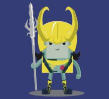 Loki-Mo: The God of Cheats! by Fu-Man-Chu