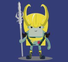 Loki-Mo: The God of Cheats! by Fu-Man-Chu