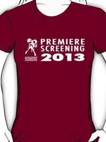 Saskatchewan Filmpool Cooperative Premiere Screening 2013 T-Shirt