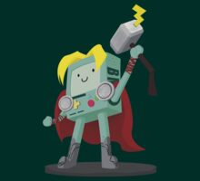 Thor-Mo: The God of Video Games by Fu-Man-Chu