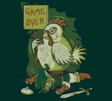 GAME OVER LINK by Fernando Sala