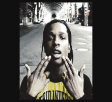 A$AP Rocky by Designs101